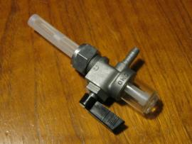 OMG brandstofkraan , M16, met filter. (OMG 15399)