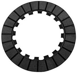 AMC 1 zijdig gevoerde koppelingsplaat , 04-3193
