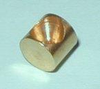 Soldeer nippel , 3/8 inch (9,5mm)