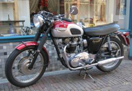Triumph T120 Bonneville , 1970 , verkocht