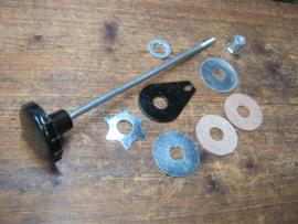 Stuurdemper BSA A/B/M rigid en plunger types