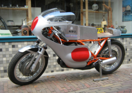 Bakker Yamaha 350cc  racer , verkocht.