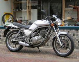 Yamaha SRX600 , verkocht.