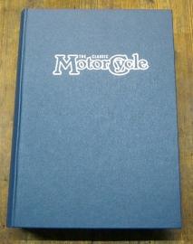 The Classic Motorcycle , ingebonden jaargang.