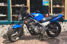 Honda CB 1 , gereserveerd
