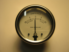2 inch ampere meter (wit)