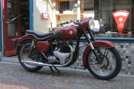 BSA A7 , 1955 , verkocht