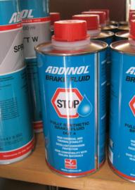 Remolie Addinol DOT 4 , 1/2 liter