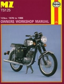 MZ TS125 Haynes manual.