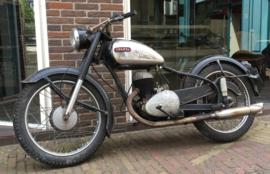 Sparta 200 villiers , 1953 , verkocht.