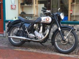 BSA B31 , 1954 , verkocht