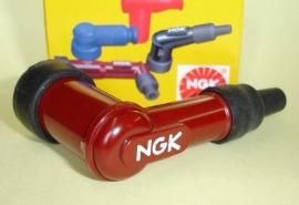 NGK bougiedop met weerstand  , LB05F-R
