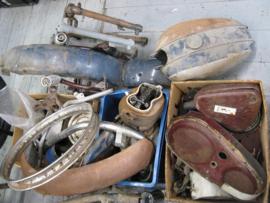 BSA C11G in onderdelen , verkocht