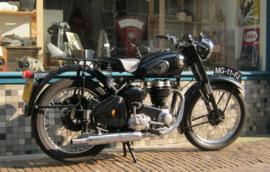 BSA C11G , bj.1954 , verkocht