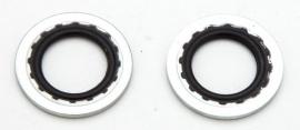 Ring voor 1/4 BSP kraan , 70-7351