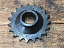 Norton versnellingsbak tandwiel, 19 t.