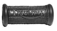 Kickstart rubber Triumph , 1 kant dicht