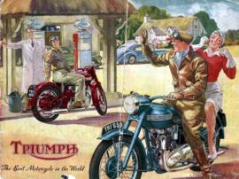 Triumph  Thunderbird , verkocht !