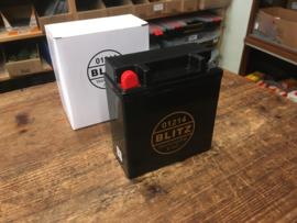 Blitz 01214 , 6 volt accu , onderhouds vrij .