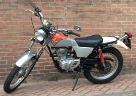 Honda TL125S , verkocht