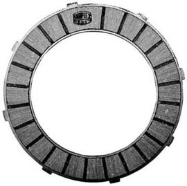Gevoerde koppelingsplaat Surflex , BSA , 65-3857