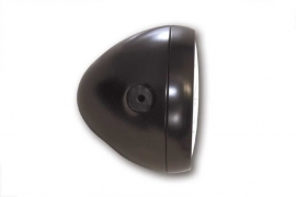 Koplamp 6 1/2 inch , zwart
