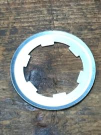 Lockwasher , borgplaat voor de BSA 6 veren koppeling , 65-3822