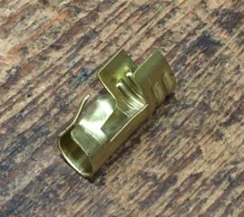 Einddopje voor de bougie kabel 8mm