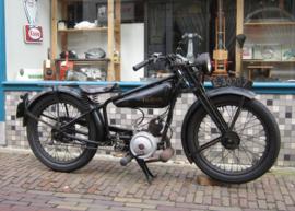 Excelsior sport , 98cc , 1932 , verkocht
