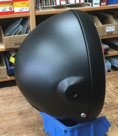 Universele zwarte 7 inch koplamp