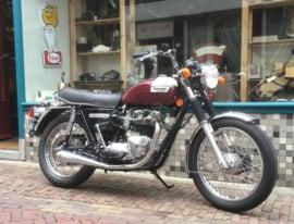 Triumph T140V  Boneville, verkocht.