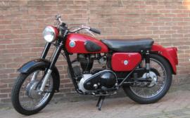 AJS 16MS , bj.1957 , €2750,-