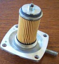 Oliefilter voor BSA B25/B40 enz. (T140)