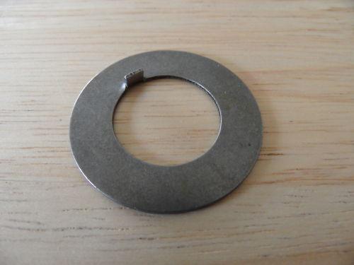 Borg plaatje voor rotor moer
