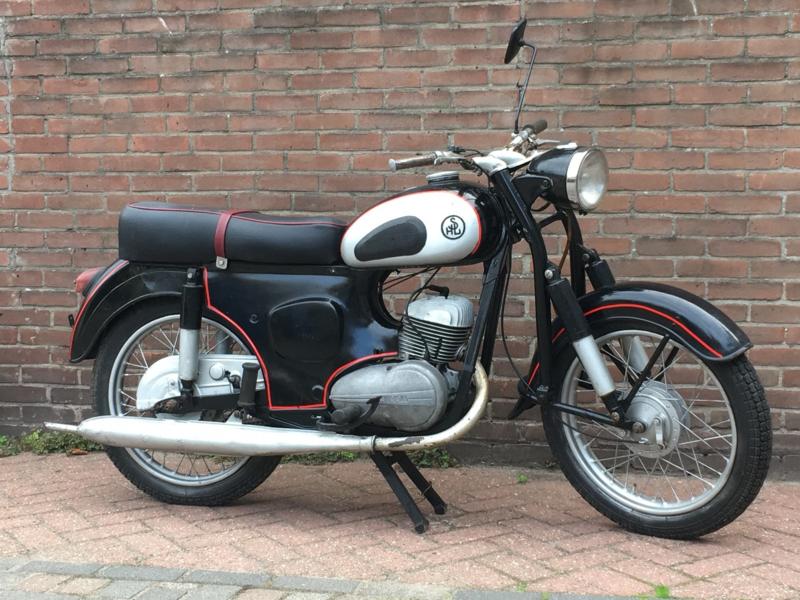 SHL M11, 1966 , verkocht
