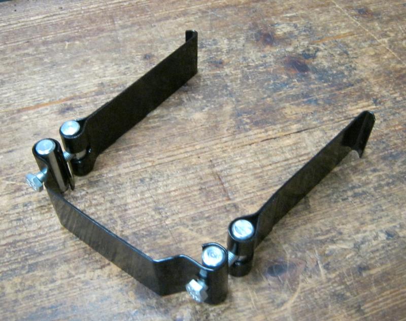 Battery Strap Set BSA A7 A10 /& B Models 42-4502 /& 4503