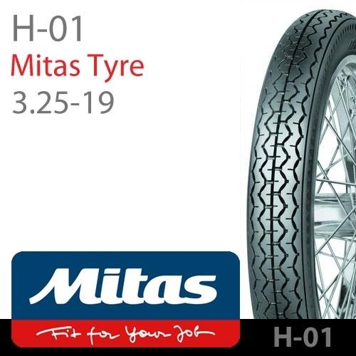 Mitas H-01 ,  3.25x19