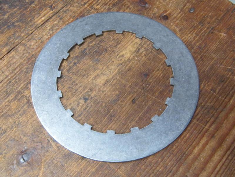 Koppelings plaat Triumph / BSA ,  57-1363,42-3195