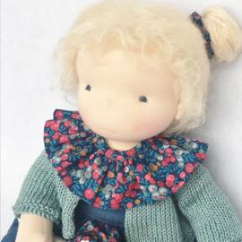 Ovide - a 16''/42 cm tall Handmade Waldorf Doll