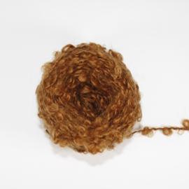 Wild Large Loop Mohair Yarn - Auburn - 30 gram