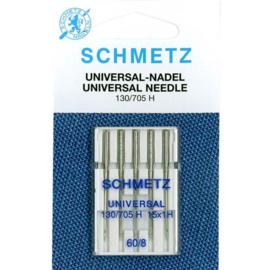 Schmetz machine needles universal 60/8