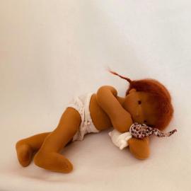 Ghita - a 14''/35 cm tall Handmade Waldorf Doll