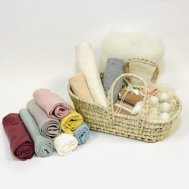 Supply kit - Petit Bébé  (including Moses basket)
