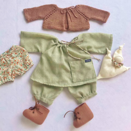 "Clothingset Mesa - for 16""/42 cm tall doll"