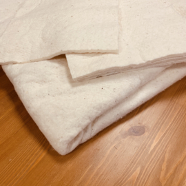 Organic Cotton fleece - quarter of a meter