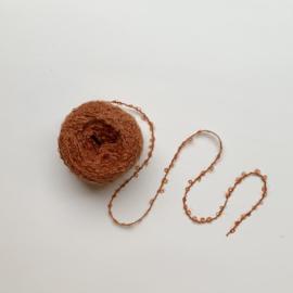 Wild Small Loop Mohair garen - Ginger - 40 gram