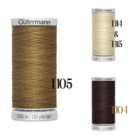 Gütermann - Super strong hand sewing thread 100m.