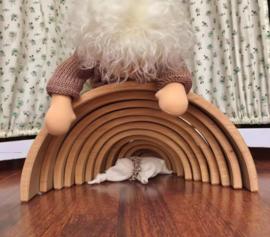 Mesa- a 16''/42 cm tall Handmade Waldorf Doll