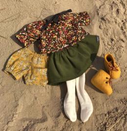 Clothingset Lola - for 16'/42 cm tall doll