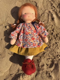 "Clothingset Lindy - for 16""/42 cm tall doll"